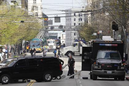 В университете Сиэтла ранили четырех человек