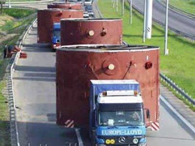 Нарушители правил перевозки грузов существенно пополнят казну штрафами