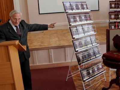Смоленскую литературу за последнее тысячелетие собрали в 45 томах