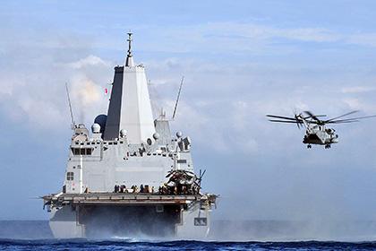 Американцы усилили присутствие в Персидском заливе