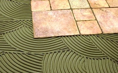 Какой клей выбрать для керамической плитки