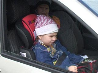 За время акции «Ребенок-пассажир» смоленские полицейские выявили около 300 нарушений