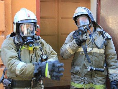 В Смоленске из-за короткого замыкания заволокло дымом молочную кухню