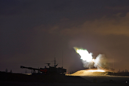 Израиль согласился на прекращение огня в секторе Газа