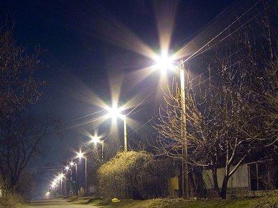 Прокуратура заставила сделать освещение на улицах города Гагарина