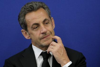 Саркози обвинили в коррупции