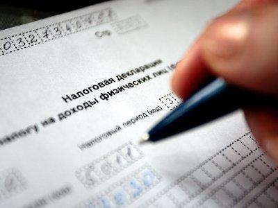Торговец стройматериалами, подав декларацию о доходах, попал под статью