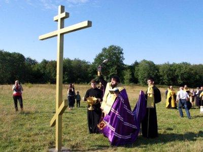 С помощью новой церкви под Смоленском надеются возродить опустевшие деревни