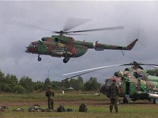 В Смоленской области состоялись соревнования разведчиков и спецназовцев