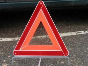 Шофер немецкого тягача угробил водителя самосвала, ехавшего по Минке на буксире