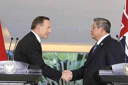 Австралия и Индонезия возобновят военное и разведывательное сотрудничество