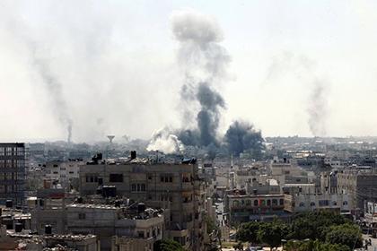 Трехдневное перемирие в секторе Газа нарушено