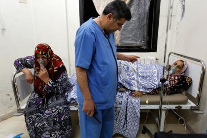 Комиссия при ООН заявила об использовании Дамаском химоружия
