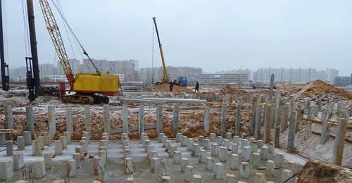 Качественная спецтехника, для получения свайных фундаментов на сайте — http://www.stroy-77.ru