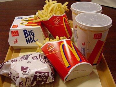Смоленский McDonald's оштрафуют за антисанитарию