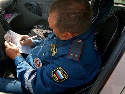 За отсутствие тахографов оштрафовали с начала года свыше сотни водителей