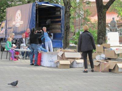 Беженцы: «Для устройства на работу мы должны где-то найти пять тысяч рублей»
