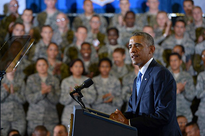 Обама подтвердил отказ от наземной операции в Ираке