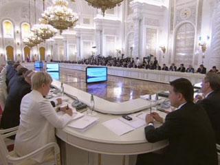 Губернатор Смоленской области Алексей Островский принял участие в заседании Госсовета