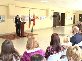 В Смоленском государственном университете открылась международная языковая школа для польских студентов