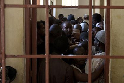 Из кенийской тюрьмы сбежали 44 человека