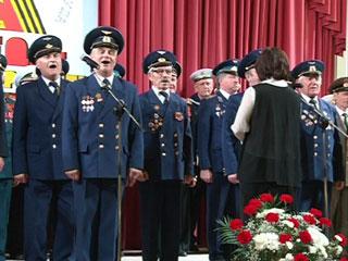 В Смоленске состоялся фестиваль хоров в рамках Всероссийского форума ветеранов войны и труда