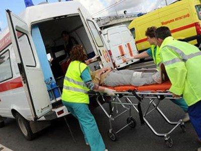 Один человек погиб, трое ранены в аварии в Краснинском районе