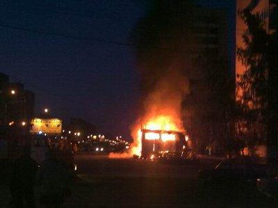 Рославльчанин отомстил бывшему начальнику, подпалив его павильон