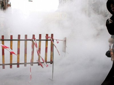 Жители нескольких микрорайонов остались без тепла из-за аварии