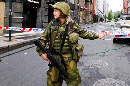 Норвежских женщин заставят отслужить в армии