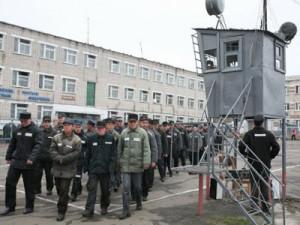 Шестерым тюремщикам сделали выговор за неспособность трудоустроить зэков