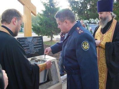 В колонии-поселении Десногорска построят храм