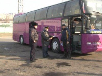 Междугородные автобусы ездили с неисправностями и без лицензий