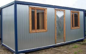 Комфортабельный вариант жилья для дачи и командированных строительных бригад от   компании Бытовки СПб