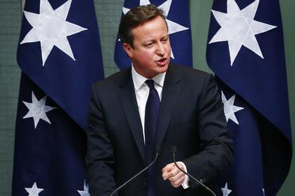 Кэмерон заявил о возможном ужесточении санкций против России
