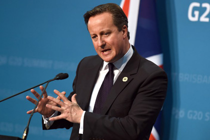 Кэмерон предупредил об угрозе нового финансового кризиса
