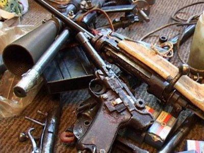 Житель Рославля хранил дома арсенал боеприпасов