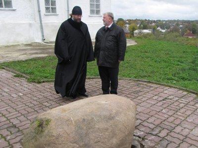 Оставив кресло мэра Вязьмы, Александр Клименков стал священником