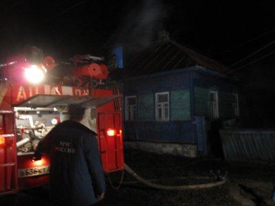 Пожар в Починковском районе унес жизнь маленького ребенка