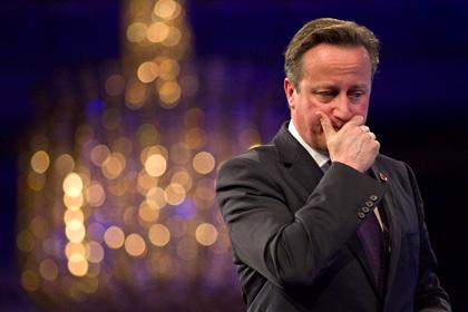 Кэмерон выступил за единство Испании