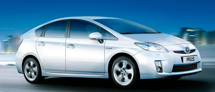 Техническое обслуживание Toyota Prius