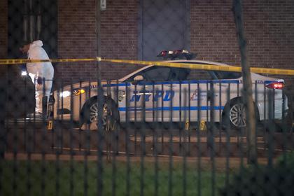 Убийца полицейских в Нью-Йорке мстил за погибших афроамериканцев