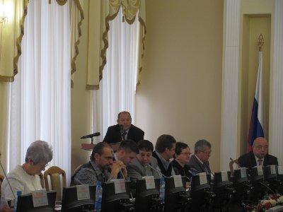 Депутаты приняли дефицитный бюджет города