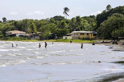 В Никарагуа начали строить канал между Тихим и Атлантическим океаном