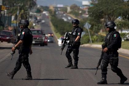 Мексиканские полицейские участвовали в убийстве 72 мигрантов