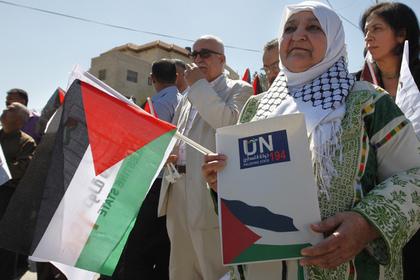 Проект резолюции о Палестине внесен в СБ ООН
