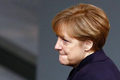 Меркель заявила о сохранении санкций против России