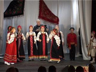 Смоленский фольклорный ансамбль «Ленок» отпраздновал юбилей