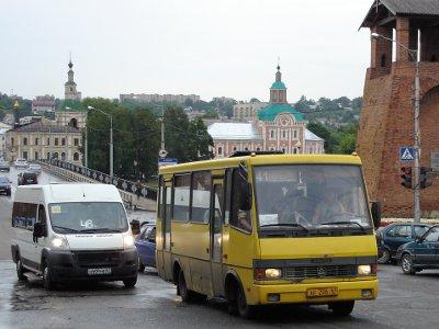 В начале года в Смоленске изменятся маршруты городского транспорта