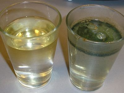 Вода в святом источнике оказалась непригодной для питья